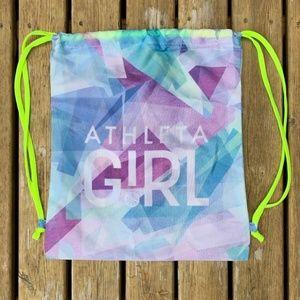 NWOT Athleta Drawstring Bag